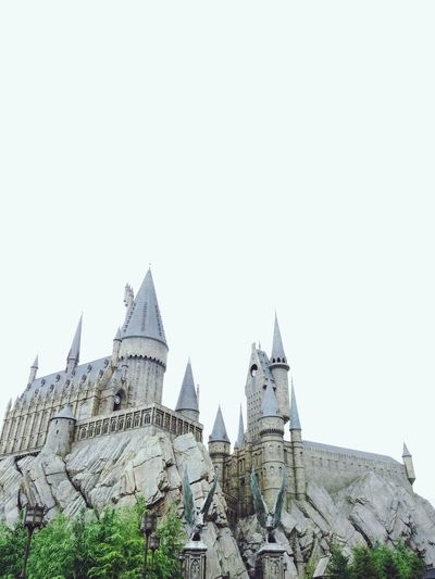 Harry Potter 大阪 Japan 哈利波特 大阪環球影城 History Architecture Low Angle View Copy Space Cultures Travel Destinations Ancient
