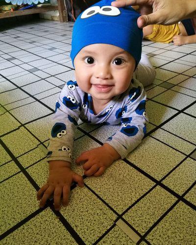 Baby Looking At Camera Innocence Cute Babyhood Close-up Rayacelebration