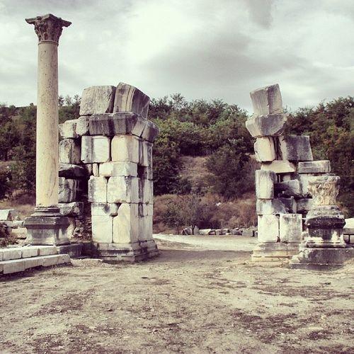 Antik Zaman Mimarisi/ Stratonikea Antik Kenti/Yatağan/MUĞLA