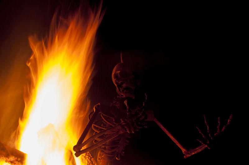 Daemon Demon Demonio Feuer Fire Fuego Hell Hölle Infierno
