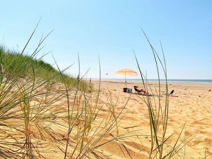 Umberella Beach