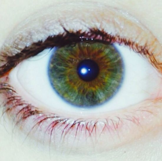 Eye Green Eyes