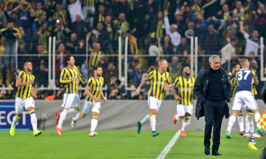 💪🏻 Fenerbahce  Manchester Manchesterunited Josemourinho UEFA Sport Teamwork First Eyeem Photo Sukrusaracoglu Saraçoğlu Istanbul Kadıköy