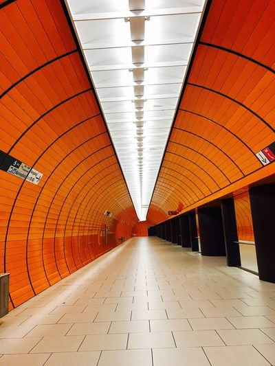 Indoors  Architecture No People Tiled Floor Illuminated Built Structure Day First Eyeem Photo