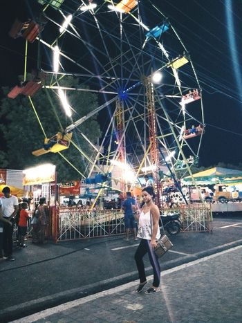 💀🤘🏼 #party #Ferris Wheel #Rock'nRoll #love #Festival2017 First Eyeem Photo