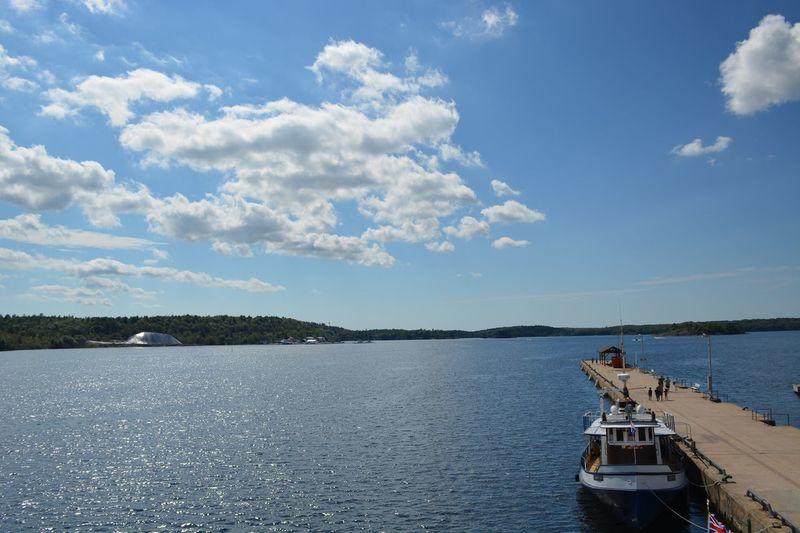 Cloud - Sky Day Outdoors Parrysound Port Sky Summer Water