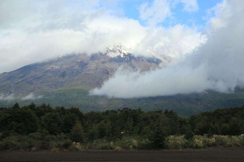 Puerto Montt,Vulcano