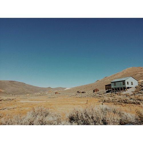 Bodie Roadtrip Highway395 California sierras desert mountains vscocam vsco