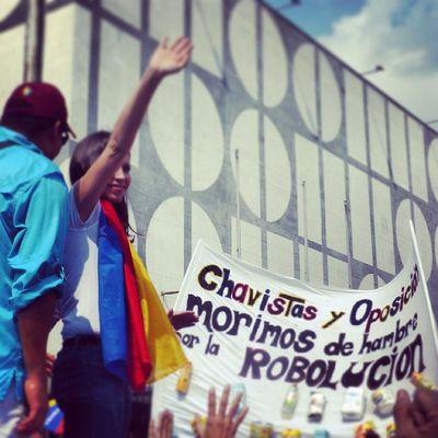 26m Chacaito Venezuela SOSVenezuela ResistenciaVzla sos laverdad estudiantes gobiernocorructo prayForVenezuela fuerza elquesecansapierde caracas universidades paz concentracion mariacorina