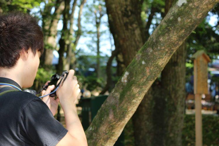 上賀茂神社で撮りました♪( ´▽`) First Eyeem Photo