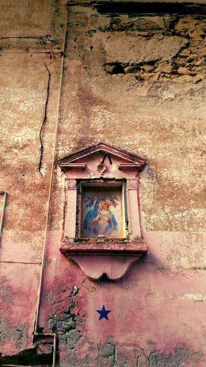 Napoli Italy Procida Religion Wall