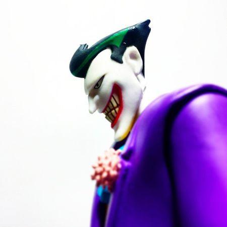 Joker Thejoker Jokerhere Batmananimatedseries Markhamill Clownprinceofcrime Toypizza Toysarehellasick Toycollector Toycommunity Toycollection Dccomics Dcuniverse Batman