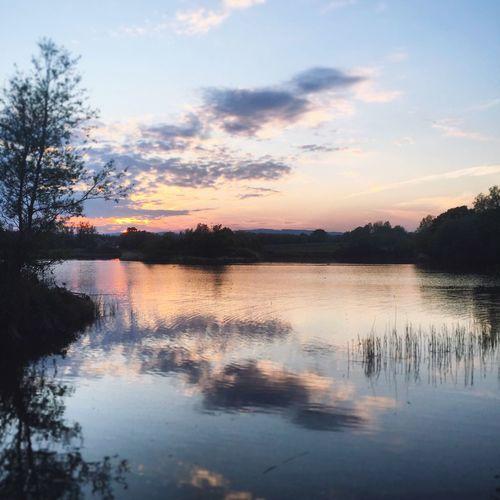 Hendre lake