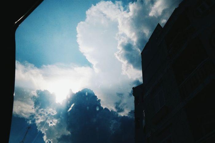 Sky Clouds And Sky Cloud