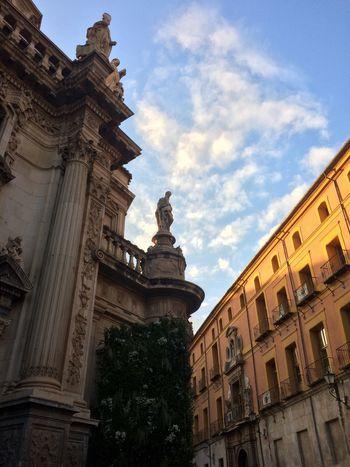 Architecture Statue No People Sculpture Catedral Catedral De Murcia
