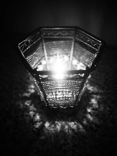 Cage. Light Bw Black&white Candle