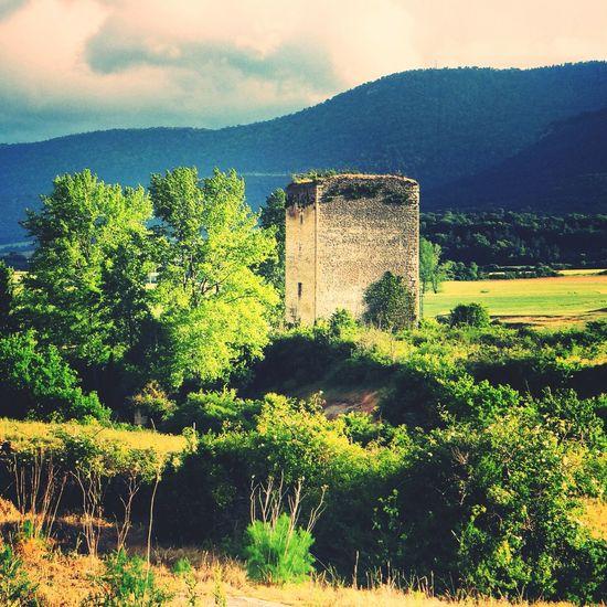Torre vivienda de los Velasco , Berberana Burgos -España- Castilla Y León SPAIN