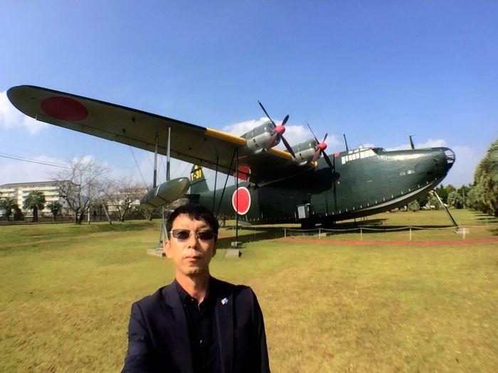 楽しい♪(*^_^*) 鹿屋 鹿児島 海上自衛隊 飛行機 Plane