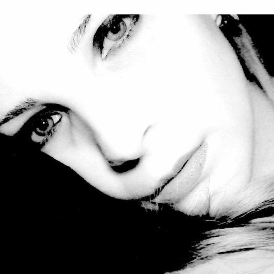 Black. I like white too. NoOther B&w Portrait EyesOnYou