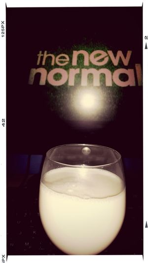 Thenewnormal Newnormal Milk LGBT Rainbows