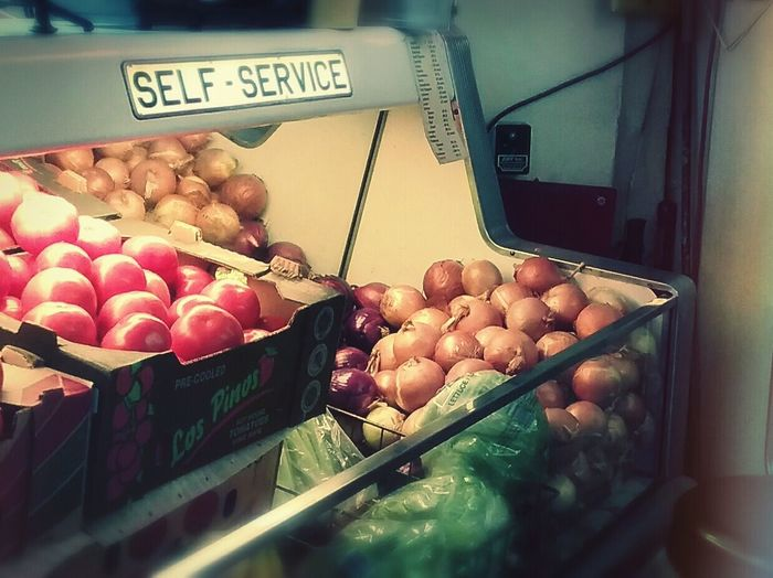 Produce Fruit Food And Drink Store Deli Food Frigidaire Refridgerator No People Vegetables Of EyeEm Market