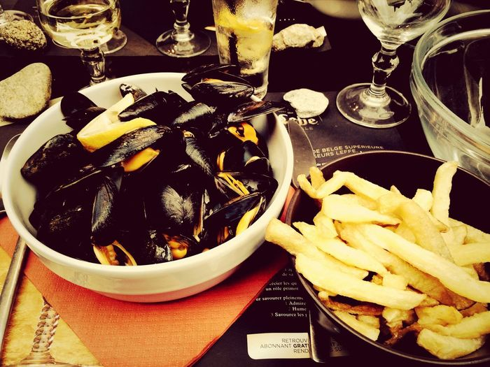 Good Times Miam! Saint Malo Food