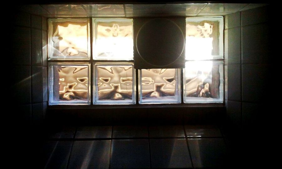 . Doing Laundry Window Windows Light