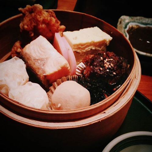 This reminds me a lot to the kind of food from @ana_puga @anina_g_alvarez Kyoto Mabataki WP