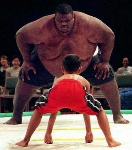 Growing Better Sumo Fight