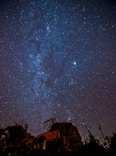 Star Junkyard Nightphotography Astronomy Constellation Star Field Star - Space Sky Night Space