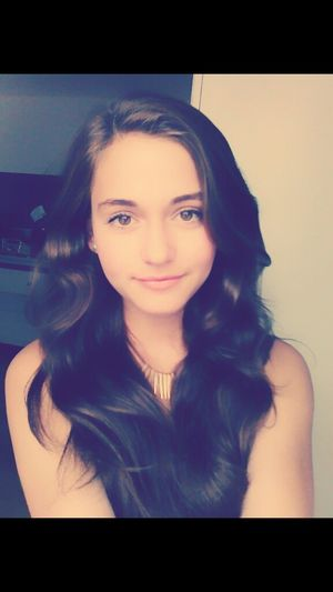 Thats Me ♥ Happy Day BrownHair Brown Eyes <3