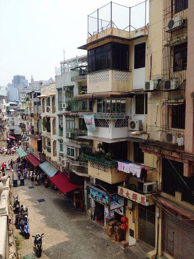 Macau Trip Old Town