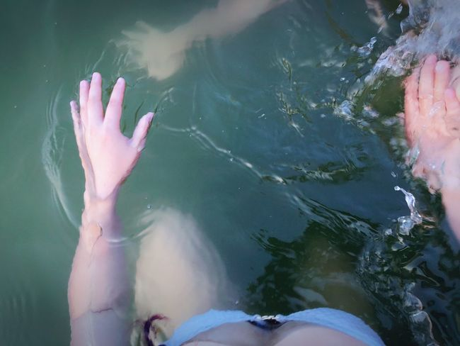 Sea Travel Photography Taking Photos Hello World Check This Out ThatsMe Moments Summer Enjoying Life In The Sea Photography Life China Colour Of Life Holiday Traveling Close-up Hand Swimming