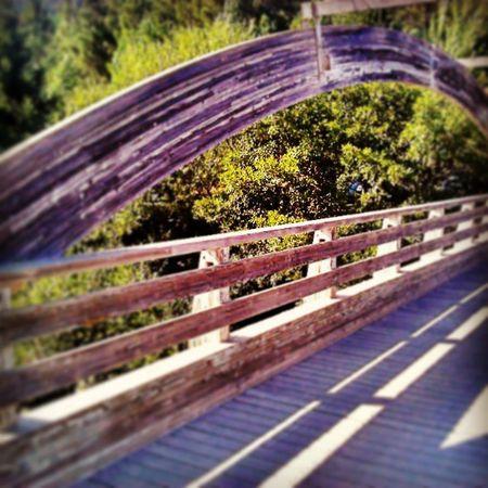ponte de madeira, wooden bridge Ponte Bridge Serra Estrela Manteigas Rio Zezere River Praia Fluvial Beach