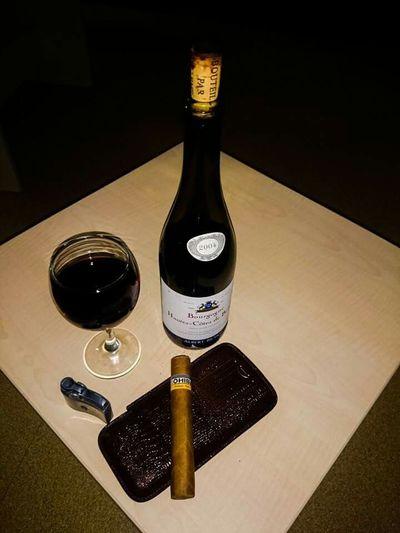 Choiba Puro Cigar Cigars şarap Wine Redwine Kırmızışarap Kadeh