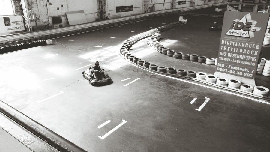 Kartbahn Enjoying Life Funfunfun Grunge Speed Speed Racer