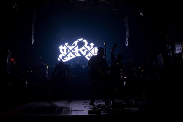 Illuminated Arts Culture And Entertainment Concert Concertpic Photoshoot WeekOnEyeEm Nightphotography Indoors  Siluetphoto Shillouette EyeEm Gallery EyeEm