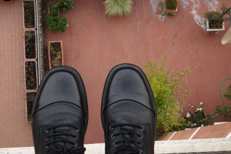 Height Fashion Shoes On The Top Different Perspective Another Point Of View No People Before Jumping Fashion Stories Shoe Lifestyles Standing