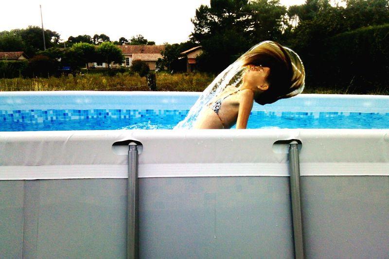 Sunshine ☀ Water Vacations Sisters♡ Slowmotionking😍