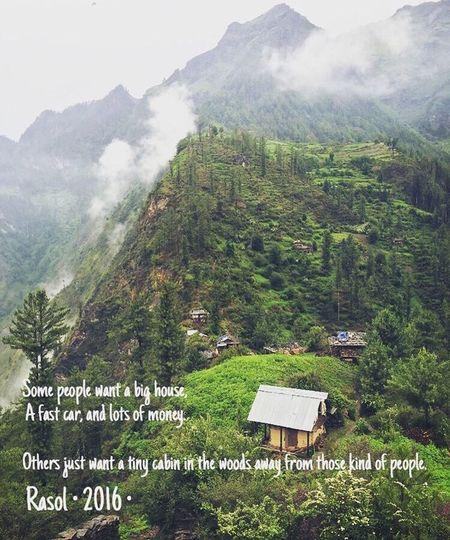 Indianmountains Rasol HeavenOnEarth! Heavenly Journey Simple Life