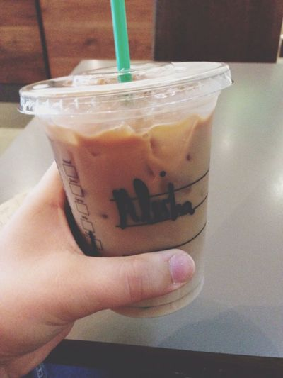 sturbucks ☕️ Iced Coffee Sogood First Eyeem Photo