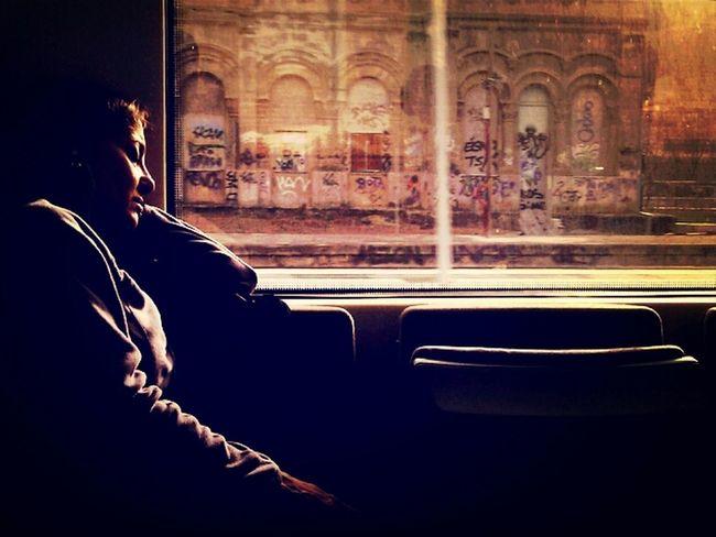 On A Train Diveuniverse Diveportrait