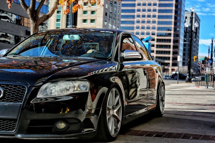 Chemical Guys Slammedsociety Rotiform Staticnation Architecture Salt Lake City, Utah Audi ♡ B7 Sline Audi A4 Outdoors City Raceland Perfection❤❤❤