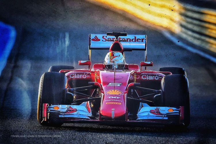 Italia Ferrari Corse Macchine Sebastian Vettel Formula 1 MadeinItaly