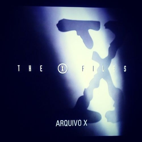 Thexfiles ArquivoX Thetruthisoutthere Iwanttobelieve