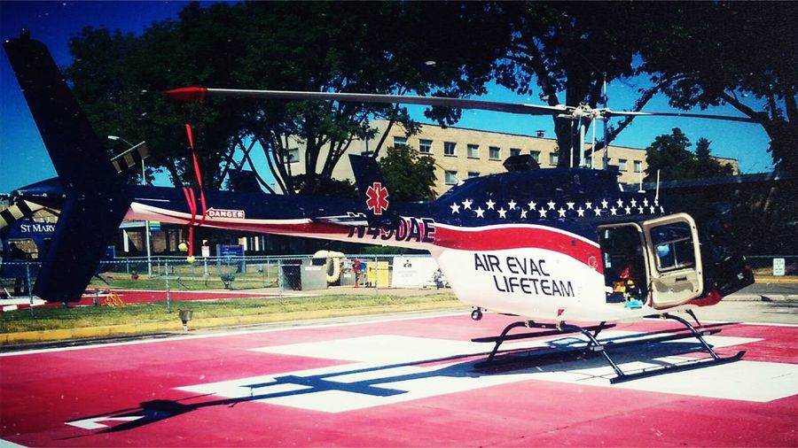 Helicopter Lifeflight