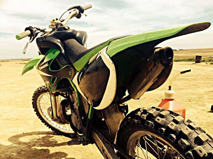 Kawasaki Dirtbike Valley Dirt Riders Motocross