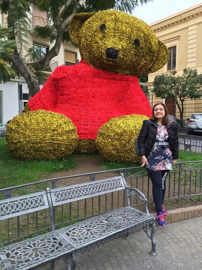 Sorrento Bear Orso