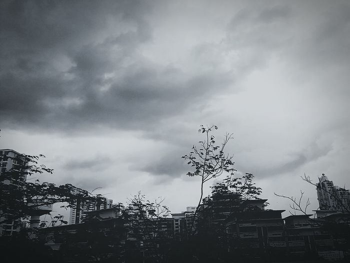 Is there any tomorrow for us? Cloud - Sky Sky No People Outdoors Nature Storm Cloud City Breathing Space Day