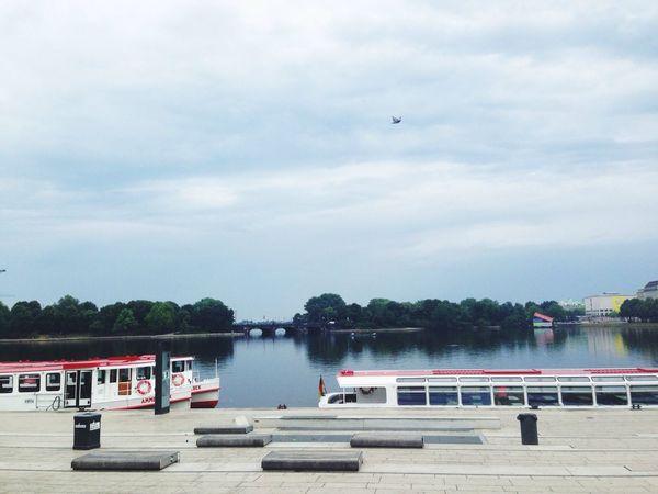 Good morning, Hamburg